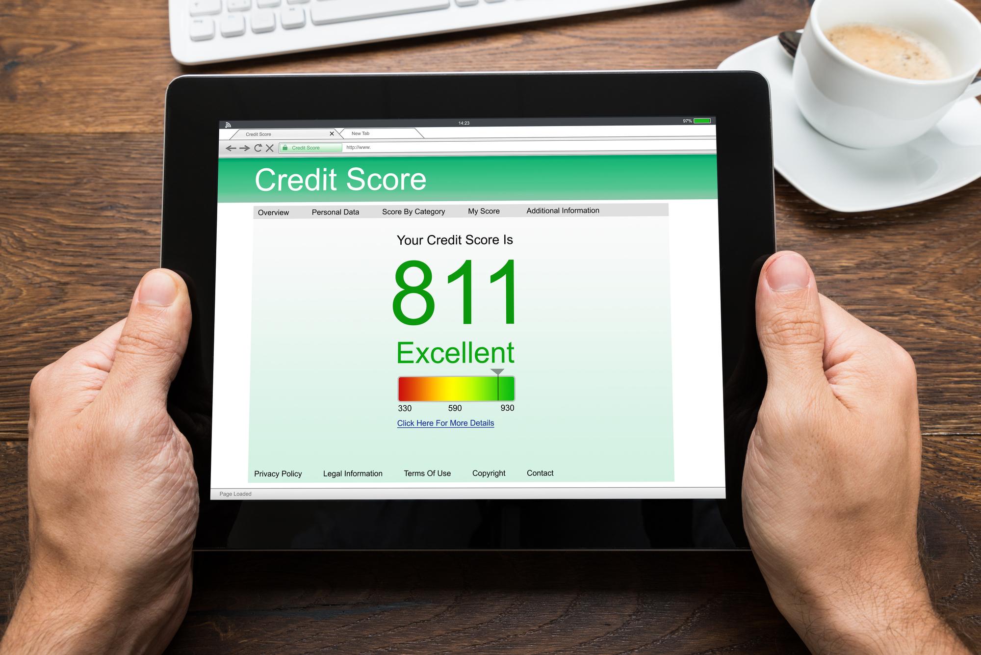 Puntaje de crédito y el Coronavirus